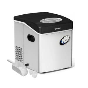 COSTWAY Ice Maker Portable Machine