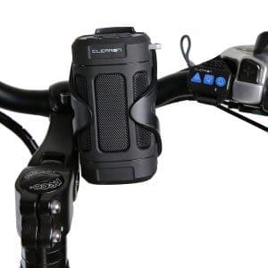 Clearon Portable Wireless Waterproof Bluetooth 4.0 Speaker (Black)
