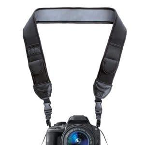 USA GEAR TrueSHOT DSLR Camera Sling Strap