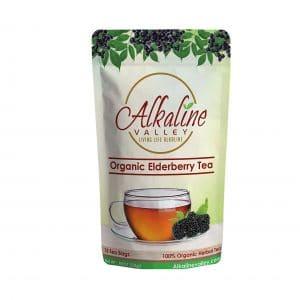 Elderberry Valley Organic Tea