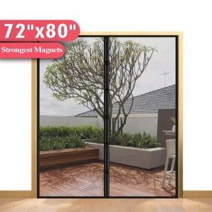 Mkicesky Magnetic Screen Door