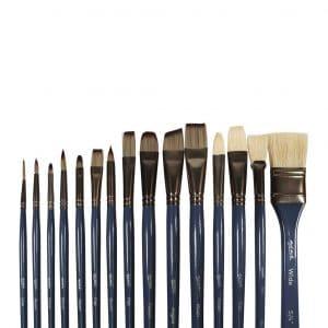 Mont Marte Premium 15 Piece Paint Brush Set