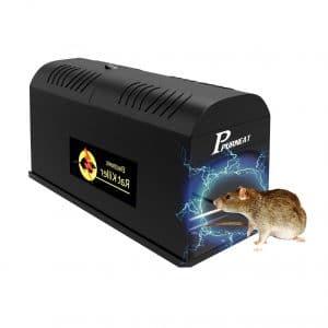 P PURNEAT Electronic Rat Zapper