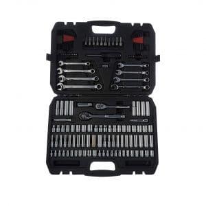 AmazonBasics Mechanic Socket Tool Kit