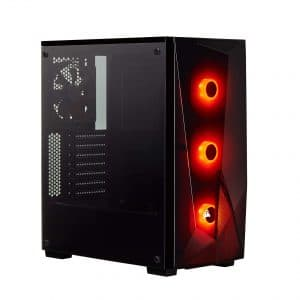 CORSAIR SPEC-DELTA Carbide Series RGB Mid-Tower Gaming Case