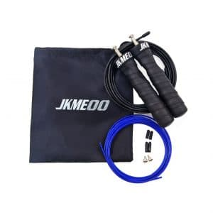 JKMEOO Speed Skipping Rope with Ball Bearing