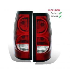 AmeriLite Replacement Rear Brake Tail Lights