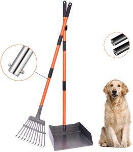 TNELTUEB Pet Pooper Scooper