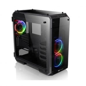 Thermaltake View 71 RGB Four-Sided Tempered Glass Computer Case