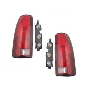 AUTOANDART Pair Set Rear Lamps Tail Lights