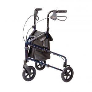 Carex 3 Wheel Walker