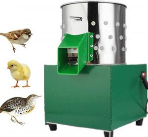 T-king 100-240V Electric Chicken Dove Feather Plucking Machine Depilator Small Plucker Poultry Hair Removal Machine