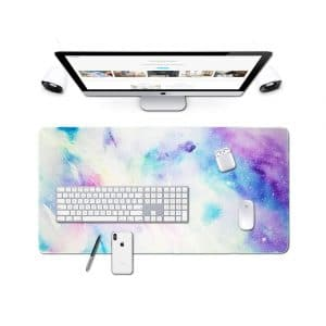 Size : 800x300x3mm JTKDL Desk Pad Large Mouse Pad Game Mouse Pad Computer Office Anime Cartoon Table Pad Keyboard Pad Standard Pad Desk Pad with Seaming Process