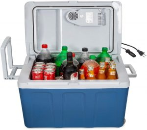 Koozam Electric Cooler and Warmer Car Refrigerator