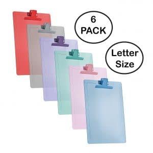 Acrimet Letter Size Clipboard