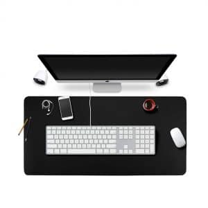 BUBM Office Writing Mat Table Desk Pad