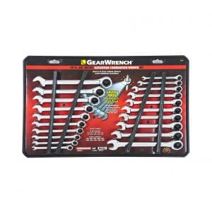 GearWrench 20 Piece Ratcheting Wrench Set