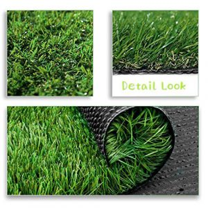 Household Decor Realistic Deluxe Artificial Grass