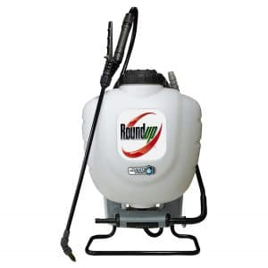 Roundup 190327 4 Gallon Commercial Backpack Sprayer