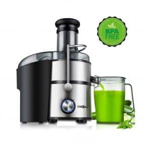 Oneisall 800W Juice Extractor Machine