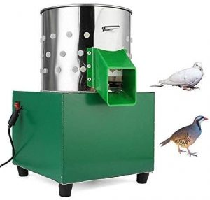 Small Chicken Dove Feather Plucking Machine Birds Depilator Plucker Dove Quail Hair Removal Machine