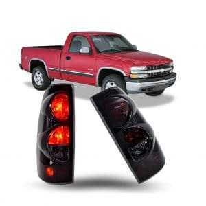 ZMAUTOPARTS Chevy Pickup Tail Brake Light