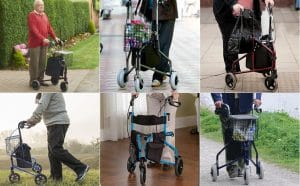 Top 10 Best 3 Wheel Walkers in 2021