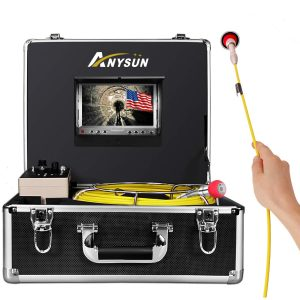 Anysun Pipe Pipeline Inspection Camera
