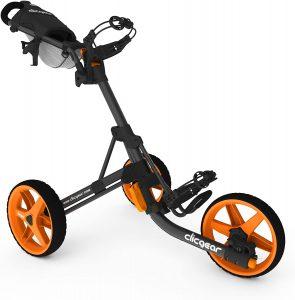 Clicgear Model 3.5+ Push Golf Cart