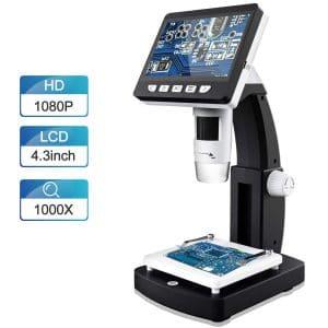 FOCLEN LCD Digital Microscope