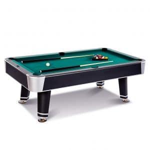 Lancaster 90 Inch Arcade Billiard Table