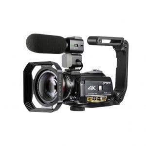 ORDRO Camcorder 4K Cheap Video Camera