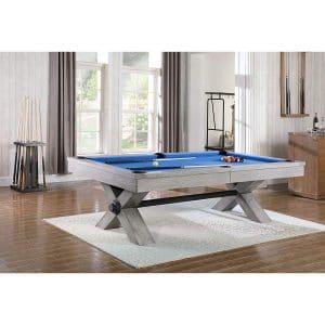 Plank & Hide Voxwood Pool Table