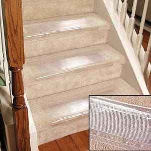 Bandwagon Clear Stair Treads