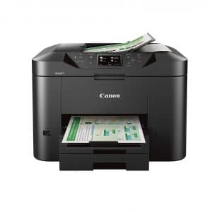 Canon Office & Business MB2720 Printer, Scanner and Fax