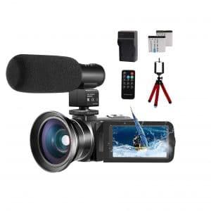 CofunKool 1080P Video Camera