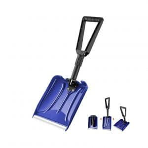 ORIENTOOLS Folding Snow Shovel