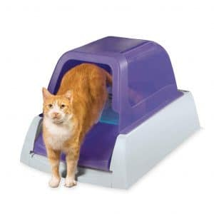 PetSafe ScoopFree Ultra-Automatic Self Cleaning Litter Box
