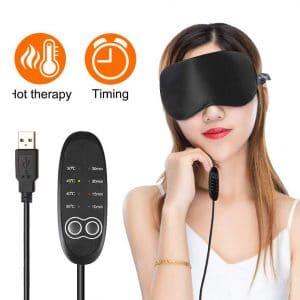 Tsemy USB Steam Eye Mask