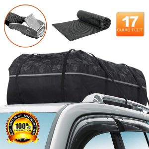 YOULERBU Rooftop Cargo Carrier Bag