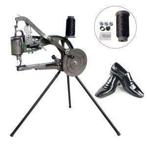 ETE ETMATE Hand Cobbler Shoe Repair Nylon Line Dual Cotton Sewing Machine