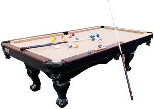 Rack 8 feet Santa Fe Pool Table