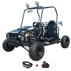 X-Pro 110cc Youth Go Kart