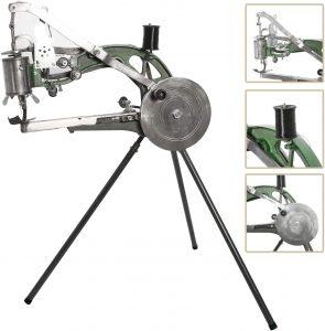 YaeTek Hand Cobbler Shoe Repair Nylon Line Dual Cotton Sewing Machine