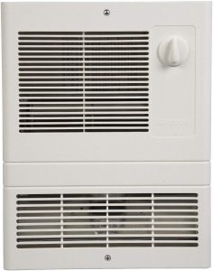 Broan-NuTone Grille Heater with Built-In Adjustable