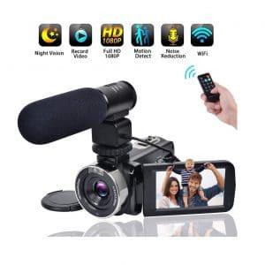 Comkes Cheap Video Camera