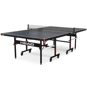 HEAD Summit 18MM Seamless Top Table Tennis Table Foldable for Storage