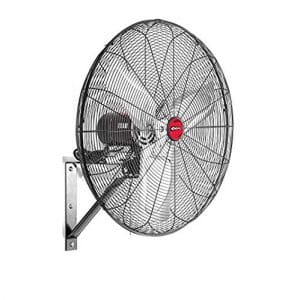 OEMTOOLS 30-Inch Oscillating Wall Mount Fan