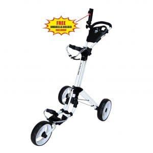Qwik-Fold Push Golf CART