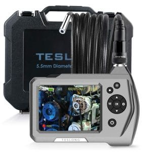 Teslong Industrial Endoscope Waterproof Inspection Camera